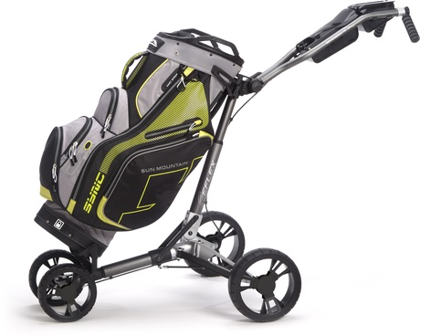 golf bag for push cart