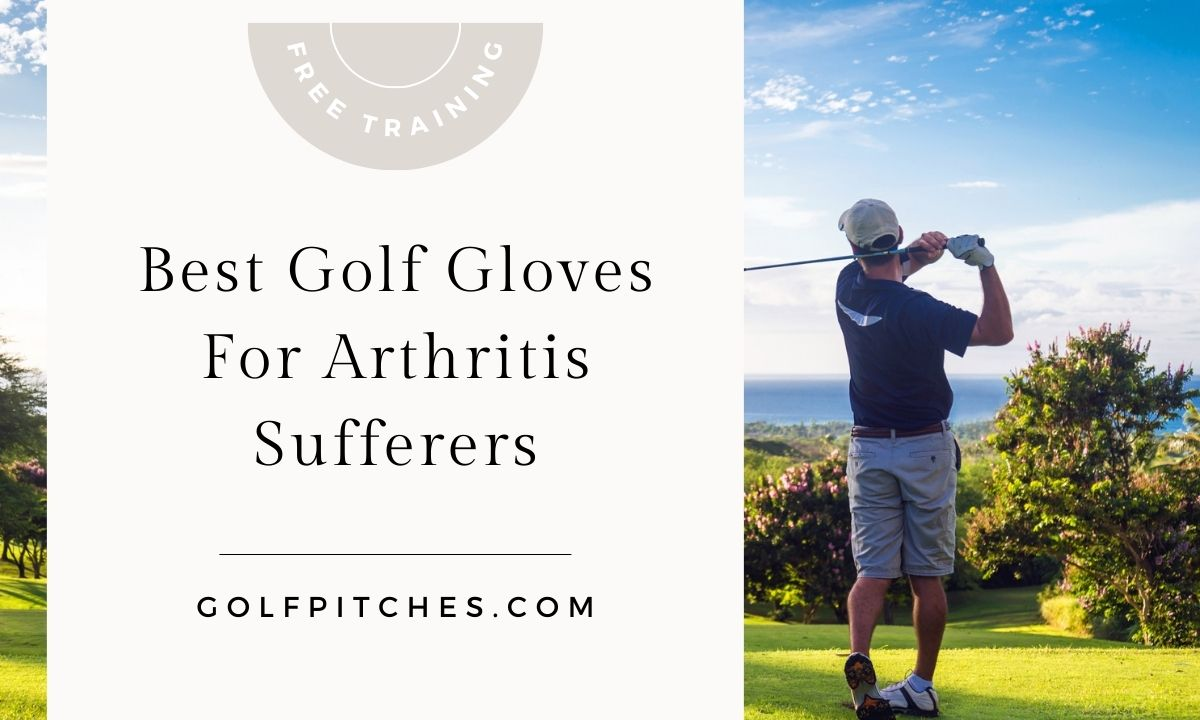 golf gloves for arthritis sufferers