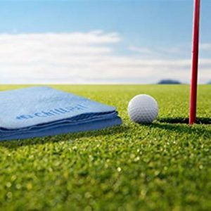 golf towels pros use