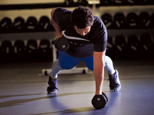 GOLF EXERCISES FOR DISTANCE